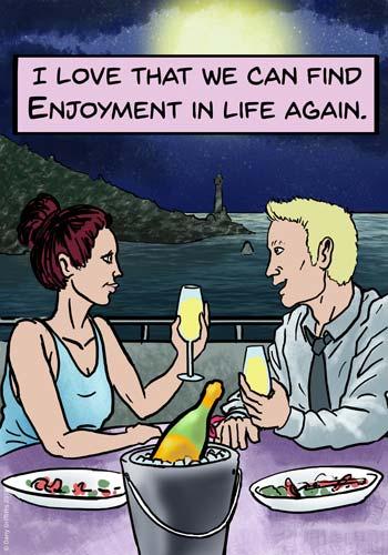 Enjoying life again with Freedom Fertility Formula™ and Dany Griffiths