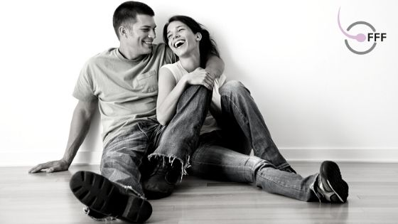 Why laughter is good for you and your future fertility success